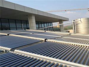 淮安深圳路小学太阳能热泵热水工程