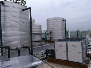无锡宜兴亚朵酒店空气能热水工程