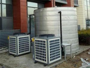 南京海底捞物流职工宿舍空气能热水工程