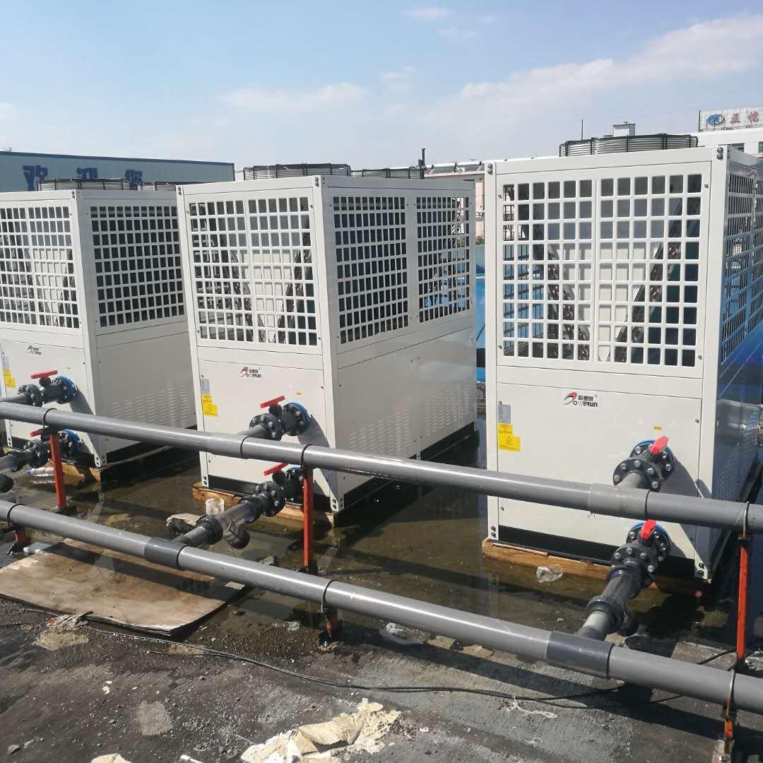镇江金洋酒店水上乐园泳池热泵项目