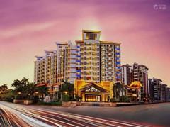 上海青枫花园酒店空气能热水工程