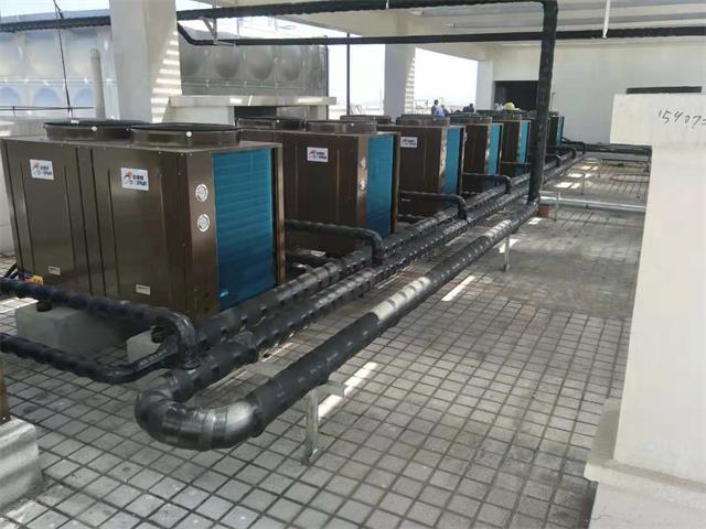 江西抚州东乡大型医院热水工程