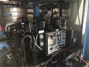 双源冷热回收型热泵电镀热水项目