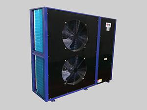 侧出风高温热泵烘干机