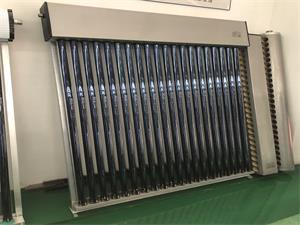 双玻璃热管集热器