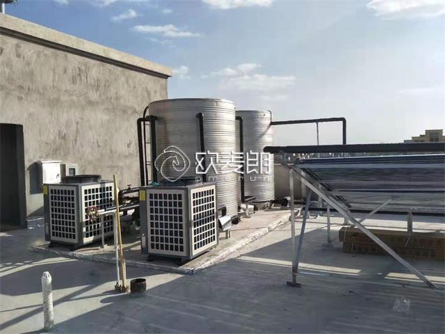 淮安再生材料有限公司宿舍热水系统