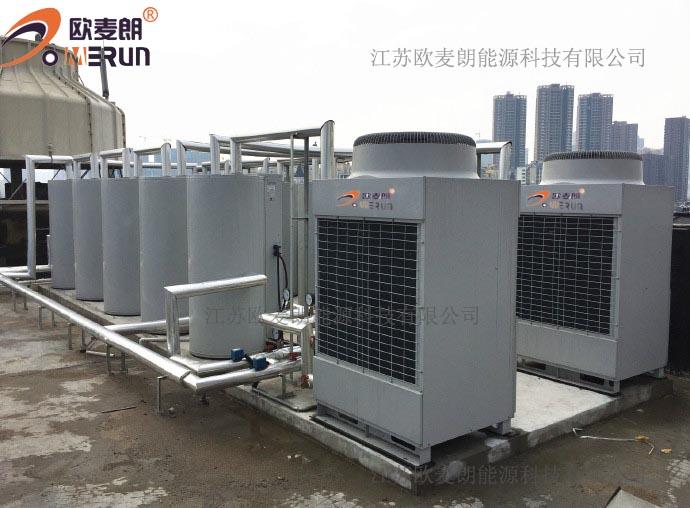 闭式承压空气能热泵系统