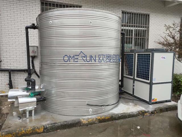 南通凯晖科技员工宿舍热水工程