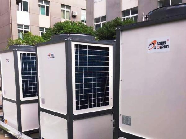 杭州富阳常绿小学热水项目