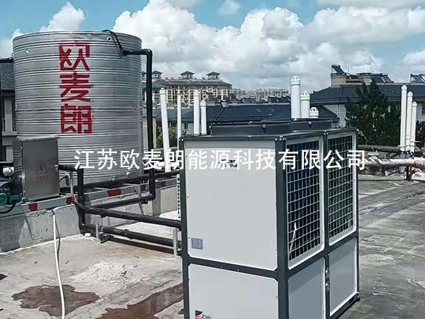 汉庭(如东)连锁酒店热水系统