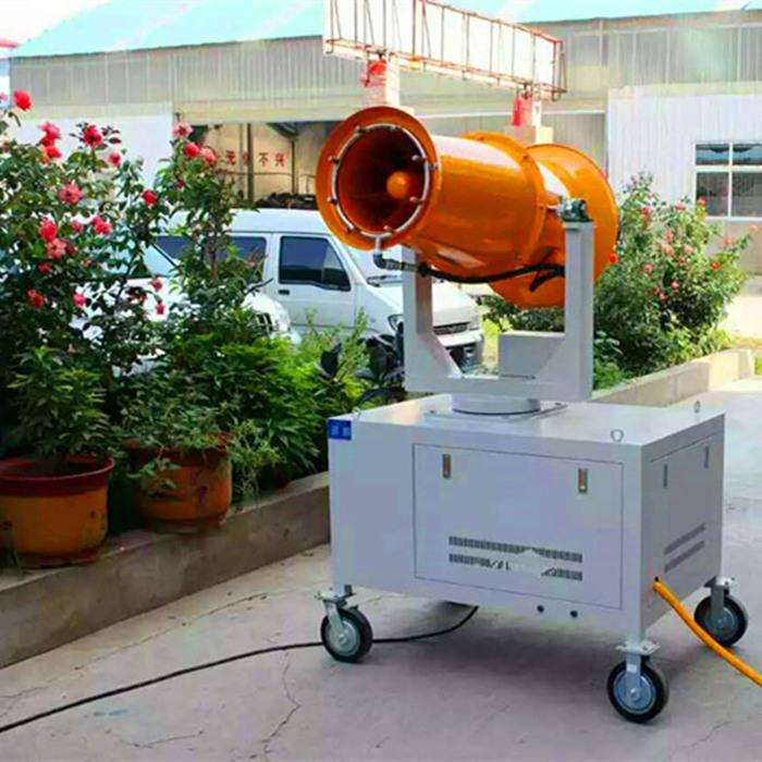 农业植保机械喷雾机 除尘雾炮机