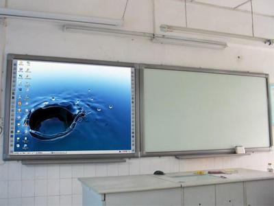 石家庄推拉式黑板