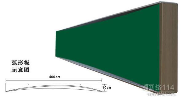 【图解】石家庄推拉黑板助力教学 推拉黑板组件