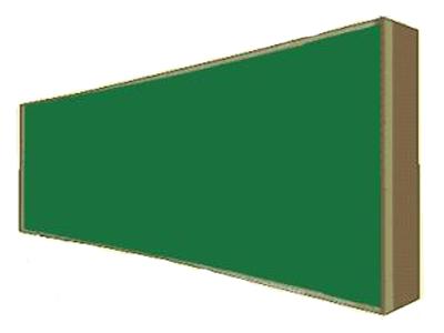 石家庄推拉黑板