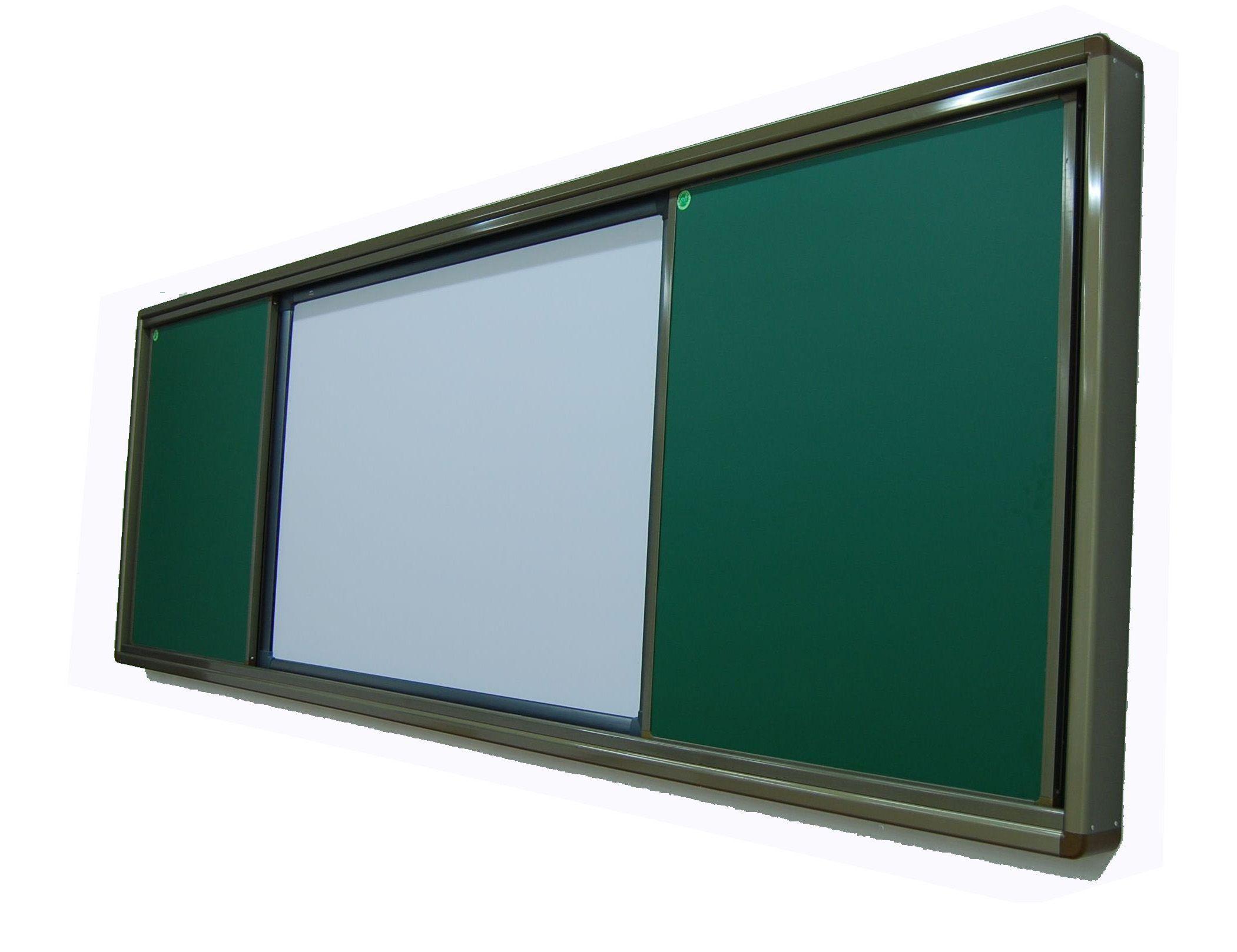 石家庄复合式推拉黑板