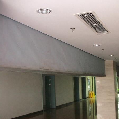 软质挡烟垂壁