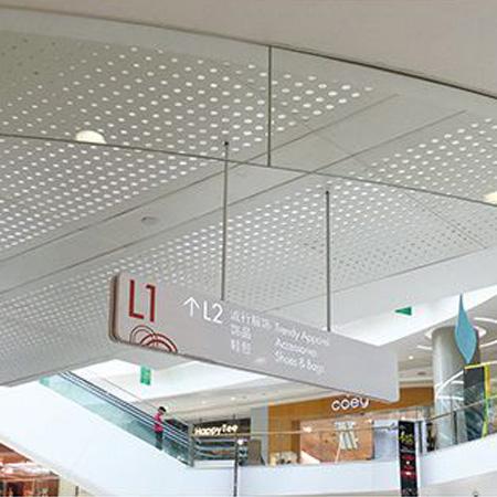 玻璃固定式挡烟垂壁