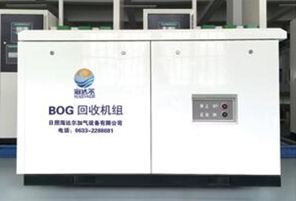 BOG回收机