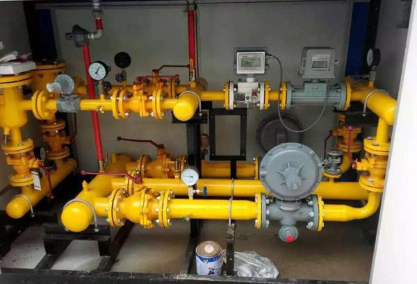 LNG减压撬设备