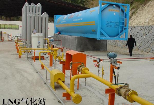 河南LNG气化站