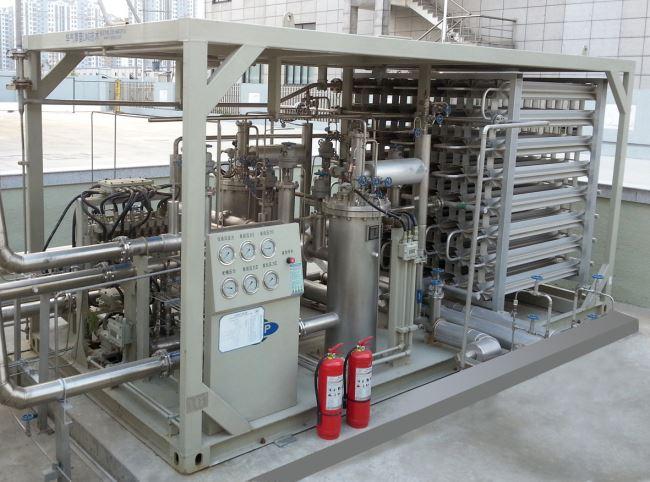 LNG气化站企业