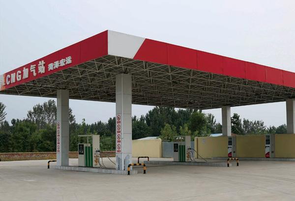 河南LNG气化站安装