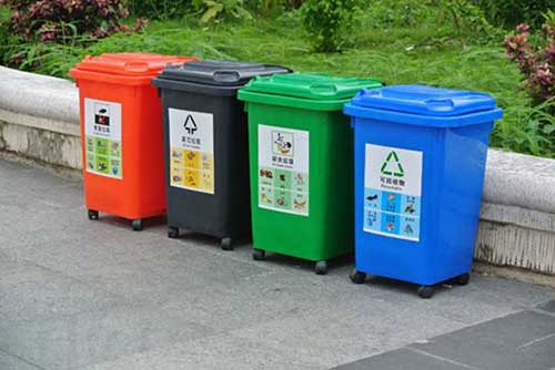 云南塑料垃圾桶