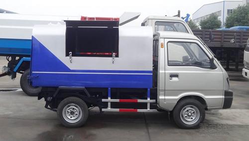 云南垃圾清运车