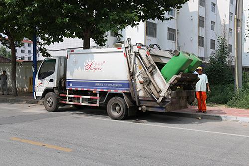 云南垃圾清运车厂家