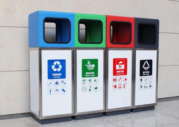 昆明分类垃圾桶厂