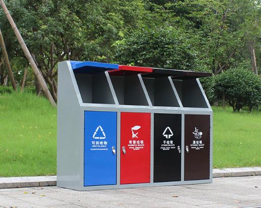 雲南分類垃圾桶定製