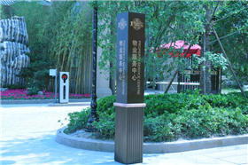 河南标识标牌制作工艺有哪些_标识标牌_郑州标识标牌在制作中的一些涂漆方法