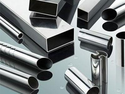 不锈钢生产