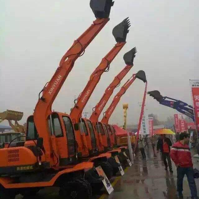 都匀挖掘机出租