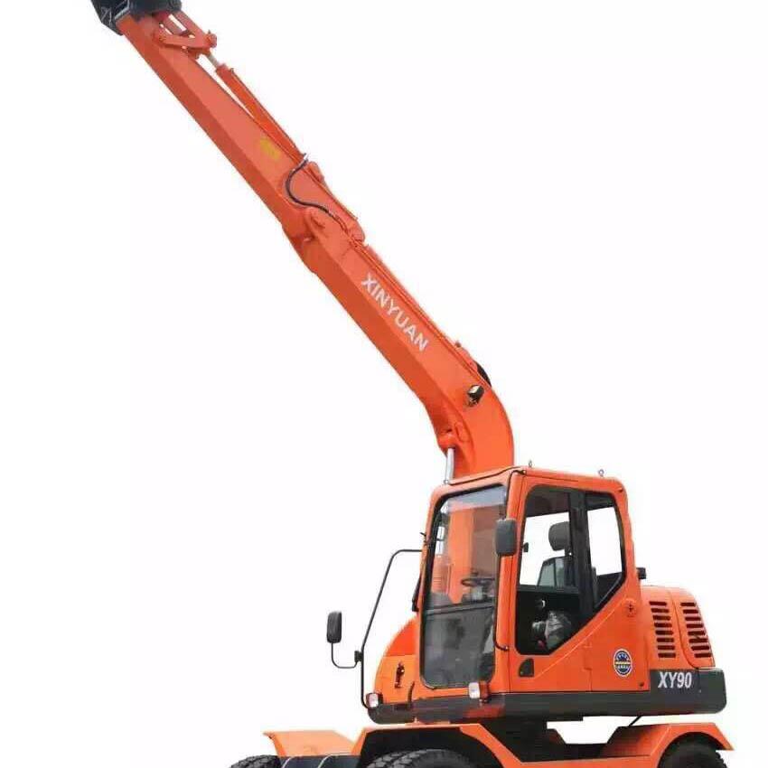 贵州轮式挖机