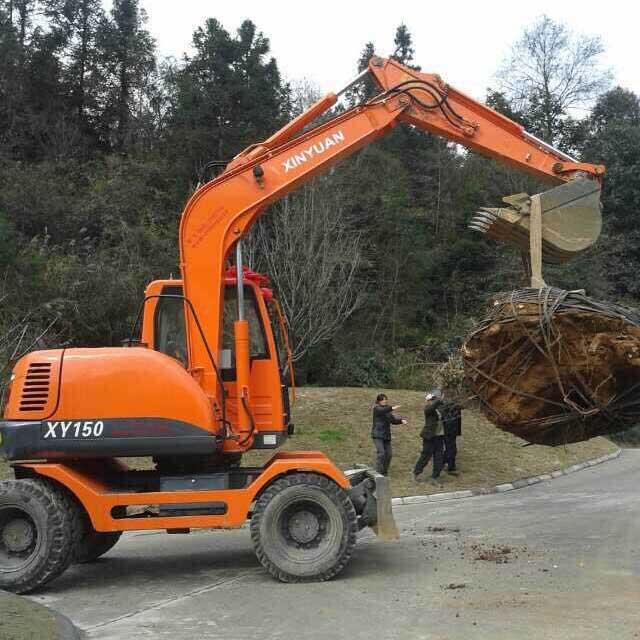 兴义挖掘机租赁
