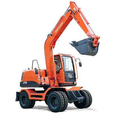 贵州轮式挖掘机