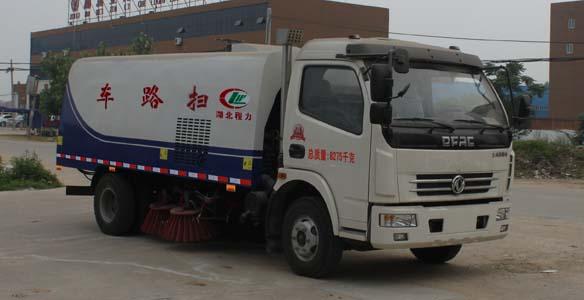 贵州扫路车