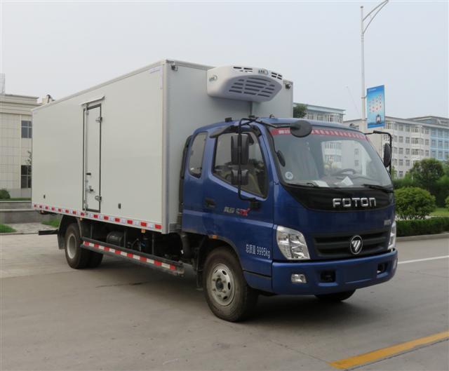 贵州冷藏车