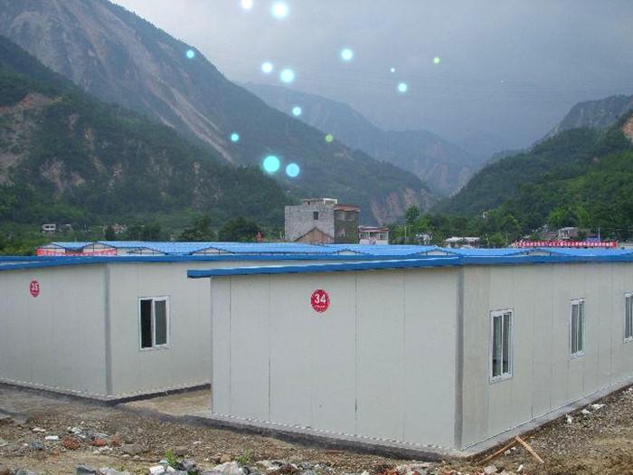 六盘水活动板房工程