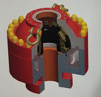环形防喷器