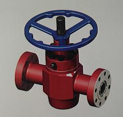 专业生产井口装置厂家采油树结构 油管头四通简介