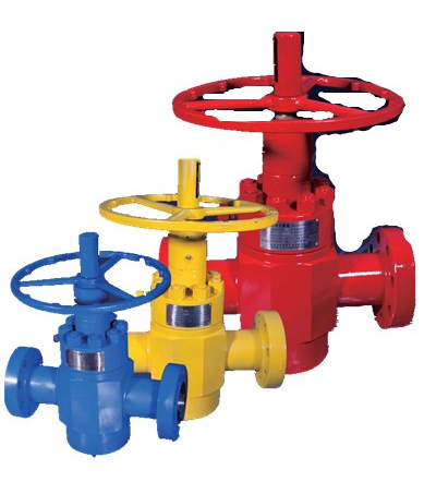 专业生产井口装置厂油管头、采油(气)树组成 油管头四通 结构