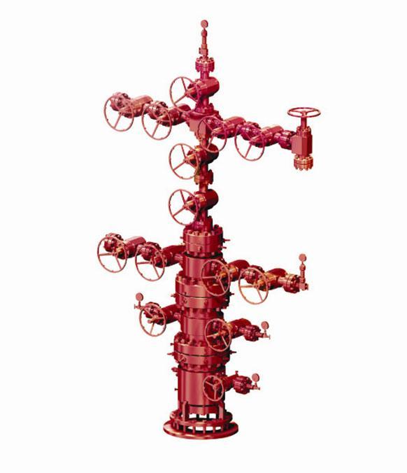 采油树井口装置