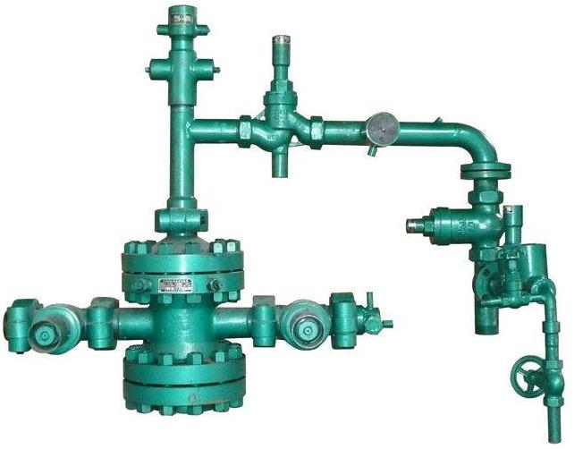 鑽井井口裝置