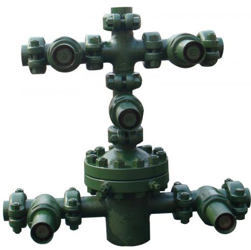 【文章】井口装置及采油树特点 采油树解说