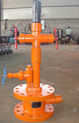 油井井口装置