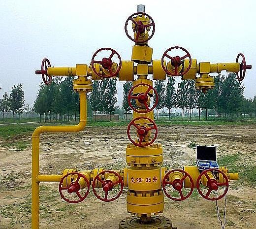 盐城采油井口装置