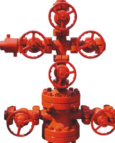 盐城采气井口装置
