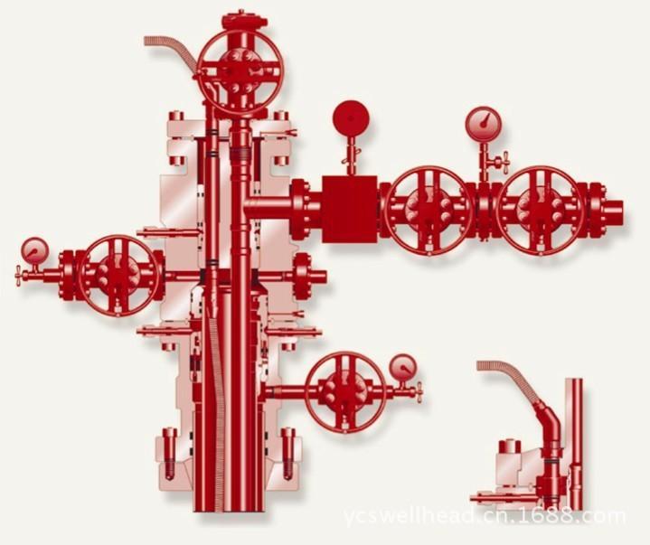 抽油井井口装置